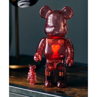 メディコムトイ(MEDICOM TOY)のBE@RBRICK EMOTIONALLY UNAVAILABLE (フィギュア)