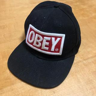 オベイ(OBEY)の帽子 キャップ(キャップ)