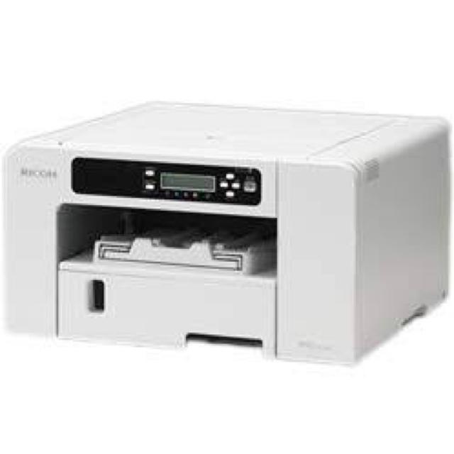 RICOH(リコー)のtexstylus 320r ricoh sg 7200 プリンター プリント君 スマホ/家電/カメラのPC/タブレット(PC周辺機器)の商品写真