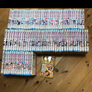 ワンピース 1〜96巻+零巻 全巻(全巻セット)