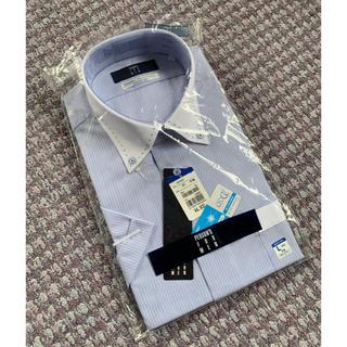 アオヤマ(青山)の紳士 半袖ワイシャツ L(シャツ)