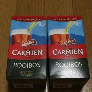 コストコ(コストコ)のコストコ カーミエン オーガニックルイボスティー 2箱(茶)