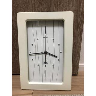 セイコー(SEIKO)の電波時計 SEIKO(掛時計/柱時計)