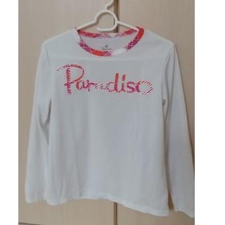 パラディーゾ(Paradiso)のパラディーゾ 長袖Tシャツ テニスウェア レディース(ウェア)