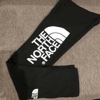 ザノースフェイス(THE NORTH FACE)の激安!新品 タグ付き ノースフェイス タイツ レギンス ブラック ユースL(レギンス/スパッツ)