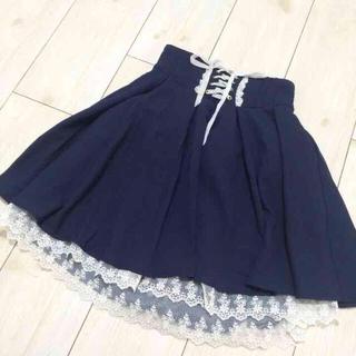 リズリサ(LIZ LISA)のリズリサ♡スカート(ミニスカート)