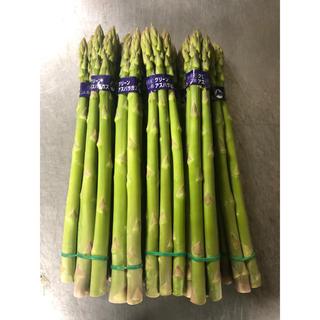 国産グリーンアスパラガス Lサイズ 5束(野菜)