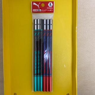 プーマ(PUMA)のプーマ B  6角軸 鉛筆(鉛筆)