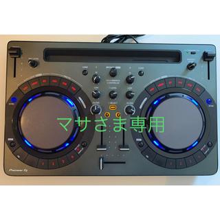 パイオニア(Pioneer)のWeDJ対応 2ch DJコントローラー DDJ-WeGO4(ブラック)(DJコントローラー)