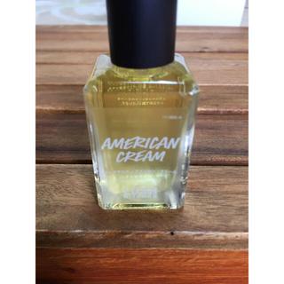 ラッシュ(LUSH)のLUSH アメリカンクリーム フレグランス  香水 30ml(香水(女性用))