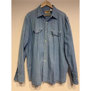 カムコ(camco)のカムコ シャンブレーシャツ 4XL(シャツ)