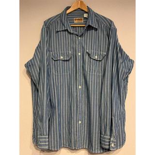 カムコ(camco)のカムコ シャンブレーシャツ 3XL(シャツ)