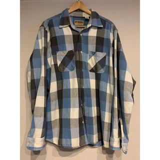 カムコ(camco)のカムコ ヘビーネルシャツ 3XL(シャツ)