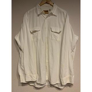 カムコ(camco)のカムコ ホワイトシャツ 4XL(シャツ)