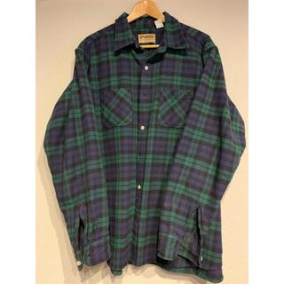 カムコ(camco)のカムコ ネルシャツ 3XL(シャツ)