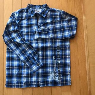 シマムラ(しまむら)の[160]ジッパーシャツ(ジャケット/上着)