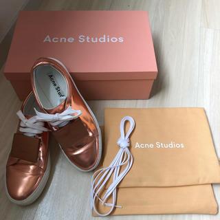 アクネ(ACNE)の【acne】スニーカー(スニーカー)