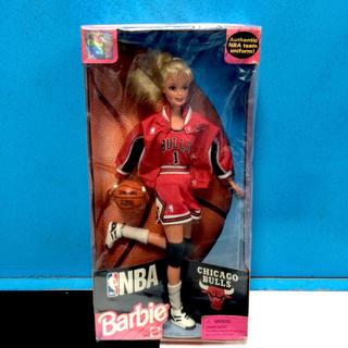 バービー(Barbie)の90s マテル バービー シカゴ ブルズ(ぬいぐるみ/人形)