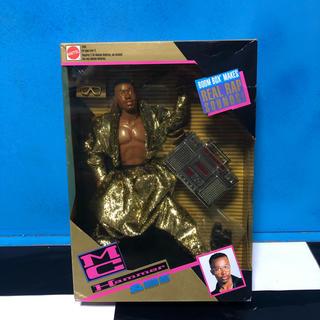 バービー(Barbie)の90s マテル MCハマー ラジカセ ヒップホップ(ぬいぐるみ/人形)