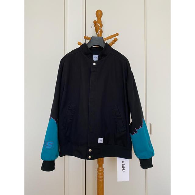 W)taps(ダブルタップス)のWTAPS DRIFTERS Mサイズ 20SS メンズのジャケット/アウター(ブルゾン)の商品写真