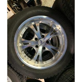 グッドイヤー(Goodyear)のスタッドレスタイヤ ホイールセット 4本(タイヤ・ホイールセット)