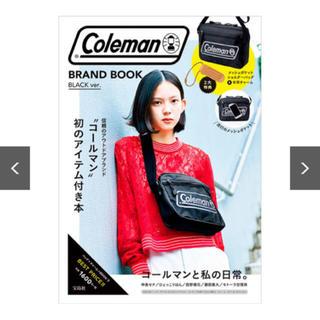 コールマン(Coleman)のコールマン ショルダーバッグ BLACK(ショルダーバッグ)