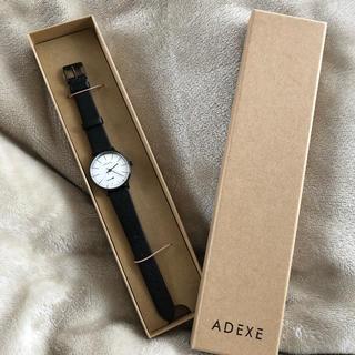 ニクソン(NIXON)の腕時計 ADEXE   レザーベルト(腕時計)