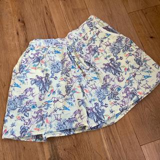 ドアーズ(DOORS / URBAN RESEARCH)の専用出品*キュロットスカート120ダンガリーシャツ130(パンツ/スパッツ)