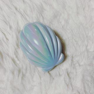 フランフラン(Francfranc)のフランフラン 貝殻 ヘアブラシ(ヘアブラシ/クシ)