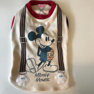 ディズニー(Disney)のペットパラダイス ミッキーマウス Sサイズ  ゴールデンウィーク限定値下げ(ペット服/アクセサリー)