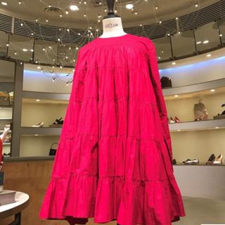 ユナイテッドアローズ(UNITED ARROWS)のmerlette soliman dress マーレット ドレスワンピース別注(ミニワンピース)