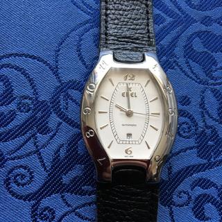 エベル(EBEL)のエベル メンズ リシン トノー型 自動巻き美品(腕時計(アナログ))