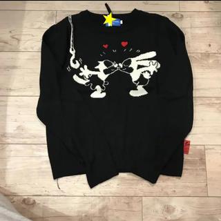 ディズニー(Disney)の  オズワルドセーター(ニット/セーター)