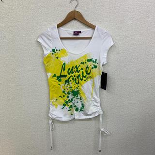 ◆新品未使用◆luxirie Tシャツ ホワイト Lサイズ