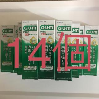 SUNSTAR - GUM PROCARE ガム 歯周プロケア