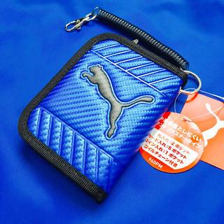 プーマ(PUMA)のメンズプーマ2つ折り財布(折り財布)