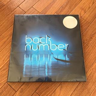 バックナンバー(BACK NUMBER)のback number アンコール LPレコード(ポップス/ロック(邦楽))