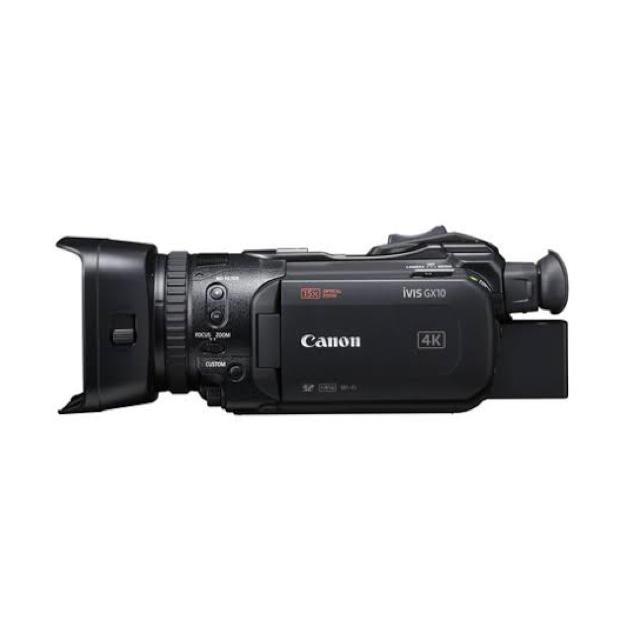 Canon(キヤノン)のキャノン gx10  4K60P撮影可能 スマホ/家電/カメラのカメラ(ビデオカメラ)の商品写真