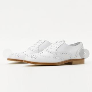 スピックアンドスパン(Spick and Span)のSpick & Span La TENACE ウイングチップレースUP(ローファー/革靴)