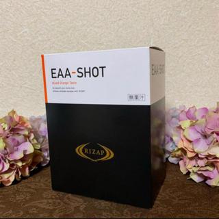 アジノモト(味の素)のライザップ EAA-SHOT ブラッドオレンジ味  30本(ダイエット食品)