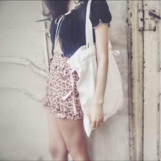 バブルス(Bubbles)の☆超美品☆ 中村里砂コラボ ショートパンツ(ショートパンツ)