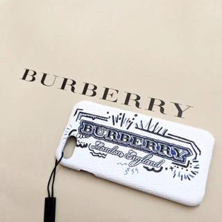 バーバリー(BURBERRY)の専用【新品】Burberry ペイント iPhoneケース 6/6s/7/8対応(iPhoneケース)