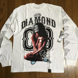 DISSIZIT×Diamond SUPPLY CO. R4 EVA L/S (Tシャツ/カットソー(七分/長袖))