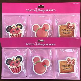 ディズニー(Disney)の【ラスト1セット】 ディズニー ミニー 爪磨き 3個入り2セット(ネイルケア)