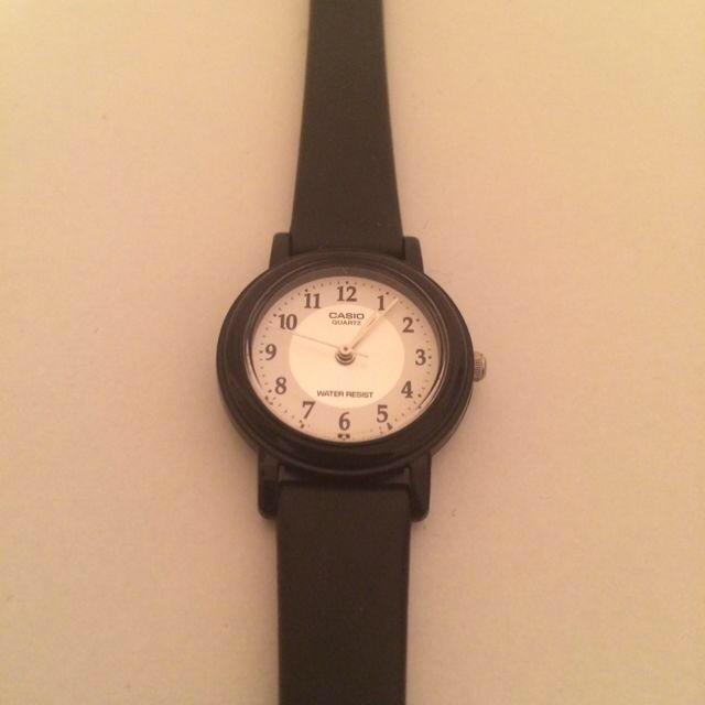 CASIO(カシオ)のCASIO腕時計 メンズの時計(ラバーベルト)の商品写真
