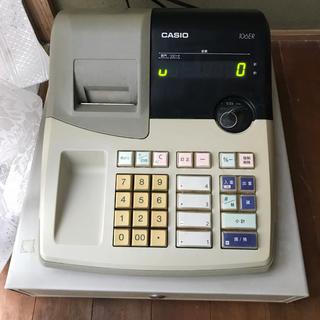 カシオ(CASIO)のCASIO レジスター 106ER(店舗用品)