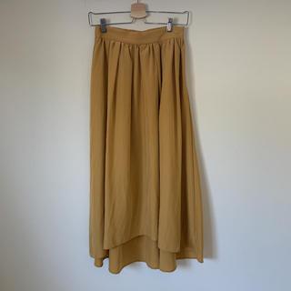 コンバース(CONVERSE)のconverse tokyo カラースカート(ロングスカート)