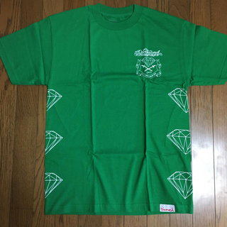 Diamond SUPPLY CO. GET YOUR SHINE TEE(Tシャツ/カットソー(半袖/袖なし))