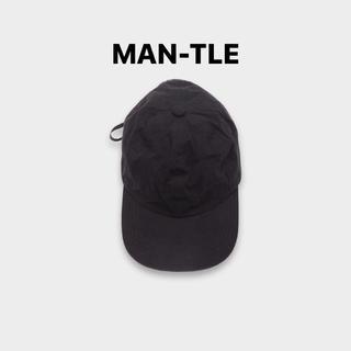 """マルタンマルジェラ(Maison Martin Margiela)のMAN-TLE「 M-C1 """"SIX PANEL CAP"""" / BLACK 」(キャップ)"""