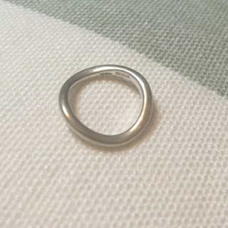 アガット(agete)のお値下げ🚩アガットのシルバーリング(リング(指輪))